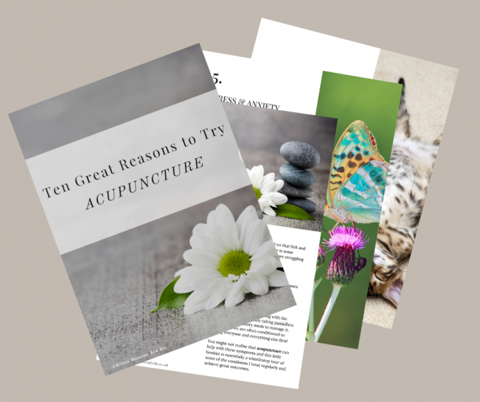 ten reasons to try acupuncture ebook