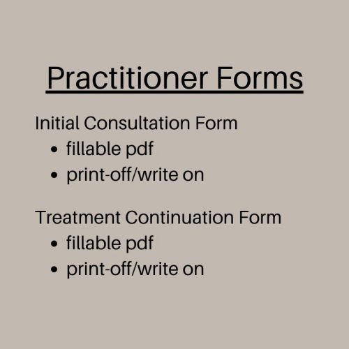 practitioner forms product